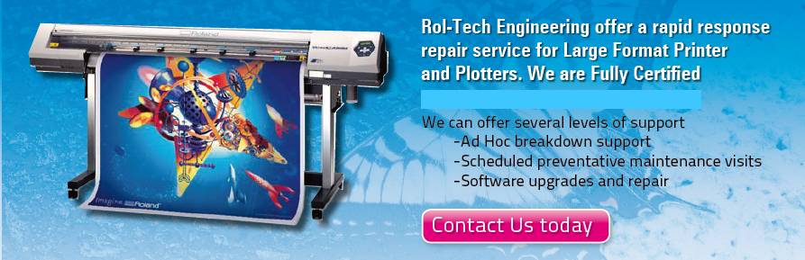 Roltech fixes your machine brilliantly